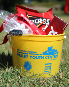 Valley Youth Centers bucket community involvement Gopher Golph